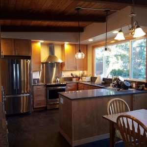 Kitchen Remodel in Grapeview