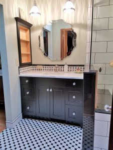 bathroom-remodel-Belfair-Washington-marble-countertop-