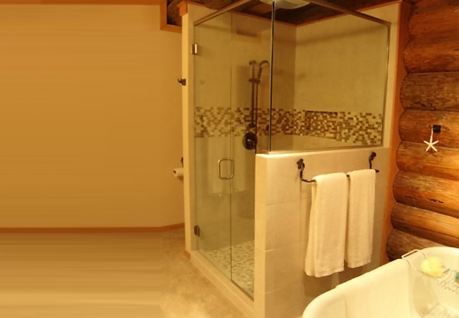 bathroom-remodel-Grapeview-Washington-log-cabin-