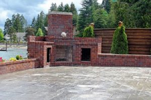 brick-fireplace-Grapeview-Washington-waterfront-