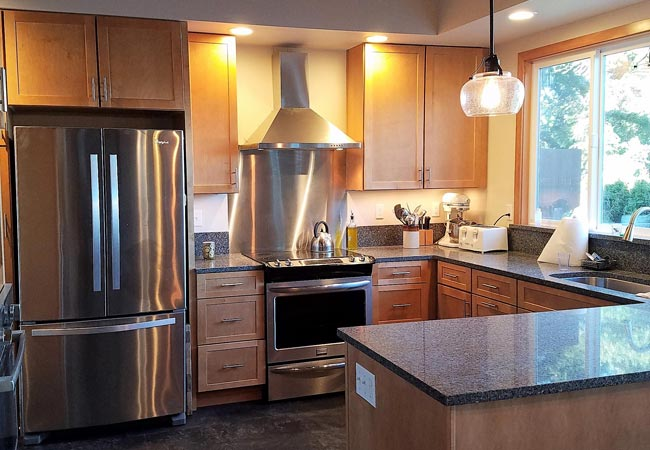 cabin-kitchen-remodel-after--Grapeview-Washington-kitchen-after