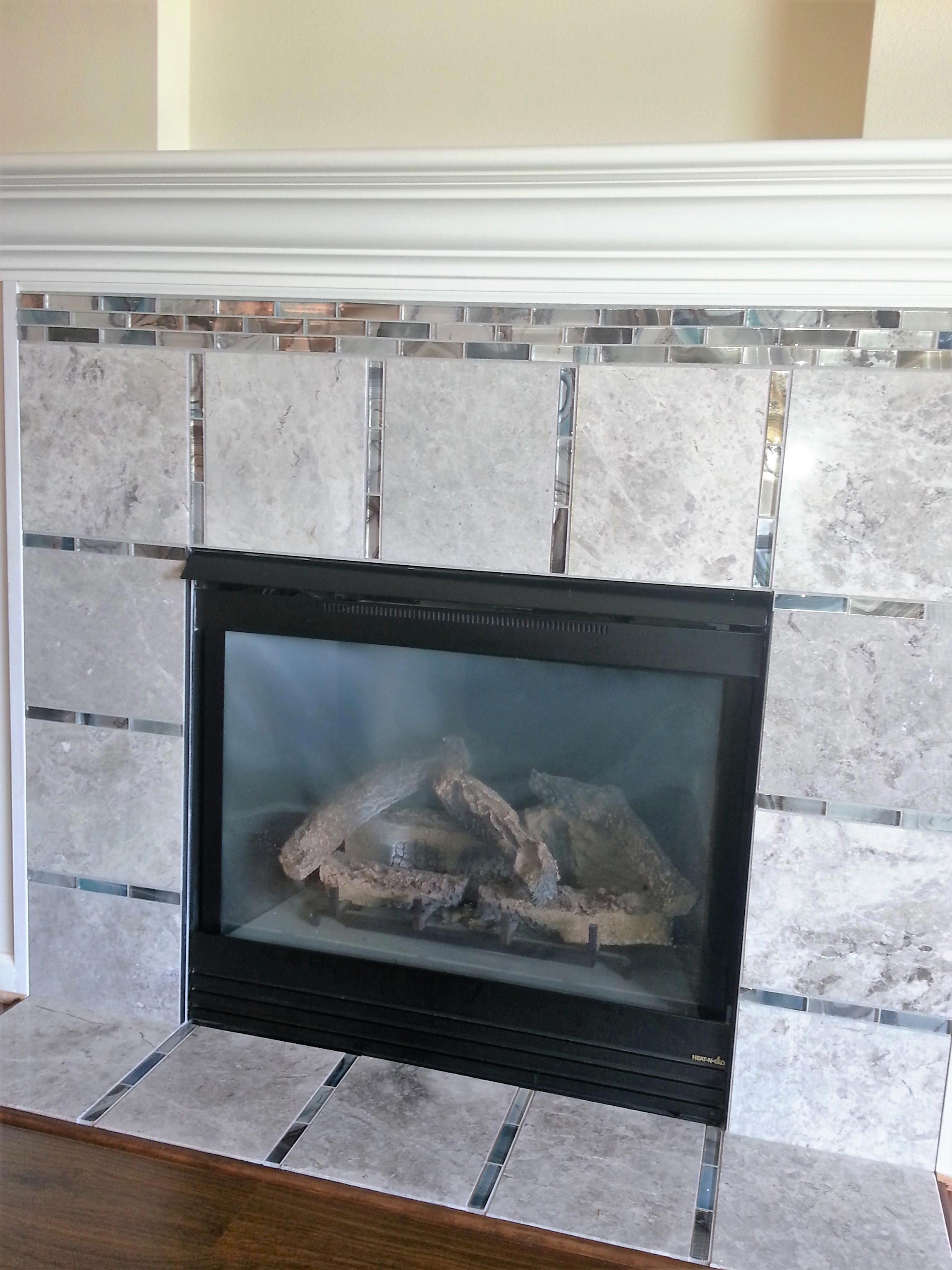 TN Miller Remodeling can create and renovate your fireplace in a variety of materials to match the style of your home in the greater Hood Canal area.