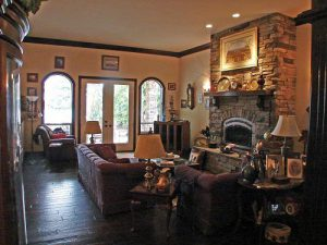 custom-home-Shelton-Washington-stone-fireplace-