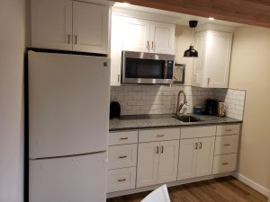 Gig Harbor Basement Remodeling Kitchen