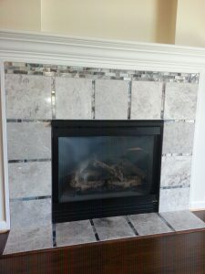 house-remodel-Allyn-Washington-fireplace-glass-tile-