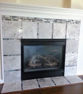 house-remodel-Allyn-Washington-fireplace-glass-tile