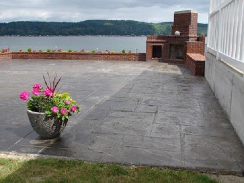 patio-Belfair-Washington-stamped-concrete-