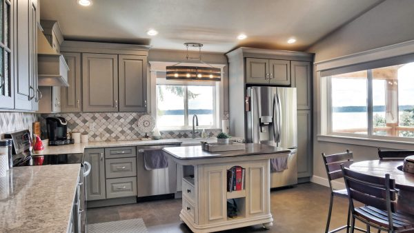 ADU Accessory Dwelling Unit Contractor with New Kitchen